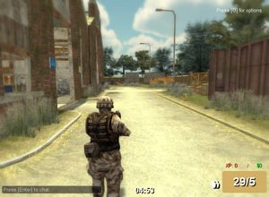Combat Experience Unity 3d Games
