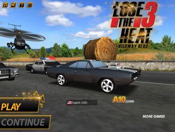 Lose the Heat 3: Highway Hero | Unity 3D Games