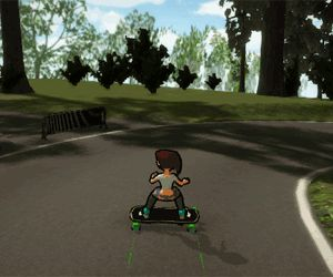 Mad Freeboarding Unity3d Skateboard Games Unity 3d Games