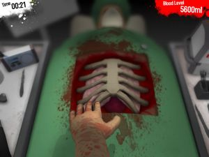 Surgeon Simulator 2013 – unity 3d surgery games