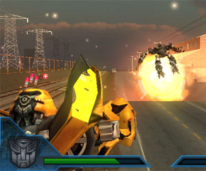 Transformers 3: Victory is Sweet – unity3d robot games