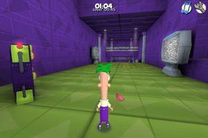 Phineas Y Ferb Juegos Unity 3d Unidad Juegos 3d