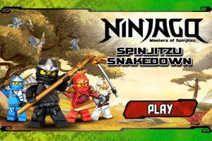 lego ninjago spinjitzu snakedown unity 3d jeux - Jeux De Lego Ninjago Spinjitzu