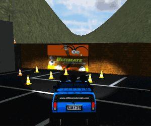 Jocuri Unity 3D City Car Driving - flatget