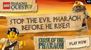 LEGO Pharaoh's Quest: Curse Of The Pharaoh
