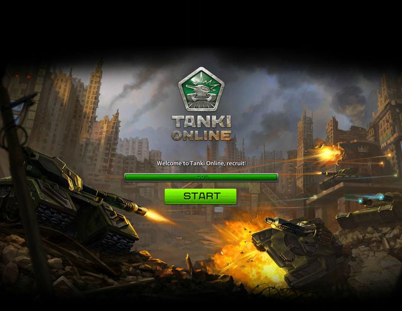 tanki online spiel