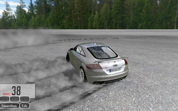 Audi Tt Rs Drift Unity 3d Games
