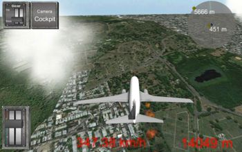 Flight Simulator Boeing 737-400 Sim   Unity 3D Games