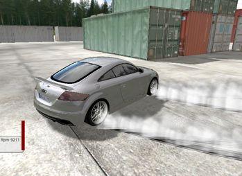 Audi Tt Rs Drift 2 Unity 3d Games